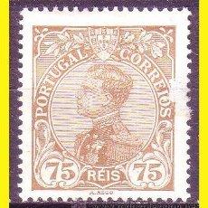 Sellos: PORTUGAL 1910 IVERT Nº 161 *. Lote 49494032