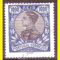 Sellos: PORTUGAL 1910 IVERT Nº 167 *. Lote 49498631