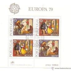 Briefmarken - Portugal & Europa 1979 (27) - 49672558