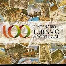 Sellos: PORTUGAL ** & INTEIRO POSTAL, CENTENÁRIO DO TURISMO EM PORTUGAL 1911 - 2011 (54) . Lote 49843010