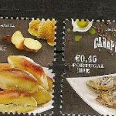 Stamps - Portugal ** & Dieta Mediterrânica, Receitas 2015 - 51413095