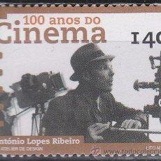 Sellos: PORTUGAL IVERT 2117, CENTEN ARIO DEL CINE ANTONIO LOPES RIBEIRO, NUEVO ***. Lote 52704941