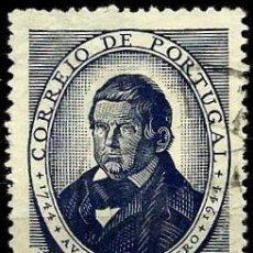 Sellos: PORTUGAL 1944- YV 0654 AFI 0643 (FELIX AVELAR BROTERO). Lote 53429351