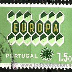 Sellos: PORTUGAL 1962- YV 0909 AFI 0899 (EUROPA CEPT). Lote 53490518