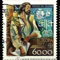 Sellos: PORTUGAL 1980- YV 1467 AFI 1465 (EUROPA CEPT). Lote 53662305