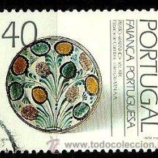 Sellos: PORTUGAL 1992- YV 1874 AFI 2045 (CERAMICA PORTUGUESA Sº XIX-GRUPO 3). Lote 218024267