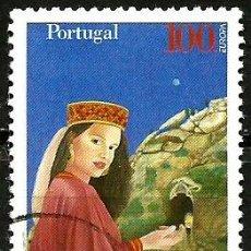 Sellos: PORTUGAL 1997- YV 2161 AFI 2413 (EUROPA - HISTORIAS Y LEYENDAS). Lote 210611420