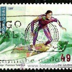 Sellos: PORTUGAL 1997- YV 2162 AFI 2416 (DEPORTES DE RIESGO). Lote 210611463