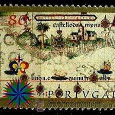 Sellos: PORTUGAL 1997- YV 2193 AFI 2447 (CARTOGRAFIA PORTUGUESA). Lote 210611751