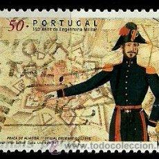 Sellos: PORTUGAL 1998- YV 2208 AFI 2462 (INGENIERIA MILITAR). Lote 210612166