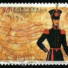 Sellos: PORTUGAL 1998- YV 2209 AFI 2463 (INGENIERIA MILITAR). Lote 210612172
