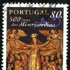 Sellos: PORTUGAL 1998- YV 2213 AFI 2467 (MISERICORDIAS, ORGANIZACION FILANTROPICA). Lote 210612240