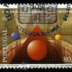 Sellos: PORTUGAL 1998- YV 2229 AFI 2483 (ASOCIACION INDUSTRIAL DE OPORTO). Lote 210612307