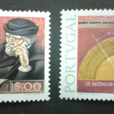 Sellos: SELLOS DE PORTUGAL. YVERT 1396/7. SERIE COMPLETA NUEVA SIN CHARNELA.. Lote 54835765