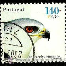 Sellos: PORTUGAL 2001- MI 2485 AFI 2751 (AVES). Lote 210613096