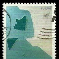 Sellos: PORTUGAL_MADEIRA 1993- YV 169 AFI 2131 (EUROPA CEPT). Lote 210613876