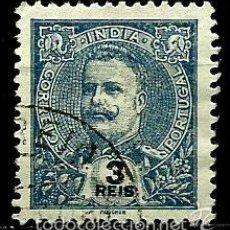 Sellos: INDIA [COLONIA PORTUGUESA] 1903- YV 181 AFI 189. Lote 56726367