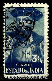 INDIA [COLONIA PORTUGUESA] 1946- YV 404 AFI 382 (Sellos - Extranjero - Europa - Portugal)