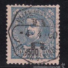 Sellos: PORTUGAL 145 USADA, MONARQUIA, CARLOS I. Lote 57309916