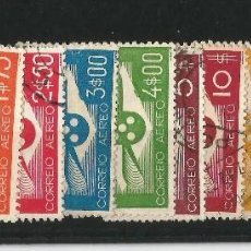 Sellos: PORTUGAL 1941 CORREO AEREO SERIE COMPLETA. Lote 57752049