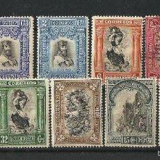 Sellos: PORTUGAL 1928 SERIE CORTA TRICENTENARIO DE LA INDEPENDENCIA . Lote 58299304