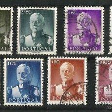 Sellos: PORTUGAL 1945 PRESIDENTE CARMONA. Lote 58299322