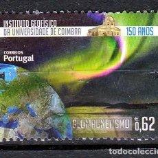 Sellos: PORTUGAL. INSTITUTO GEOFISICO DA UNIVERSIADE DA COIMBRA .*,MH. Lote 61756168
