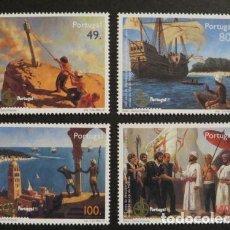 Sellos: PORTUGAL 1997 IVERT 2202/5 *** 500º ANIVERSARIO DESCUBRIMIENTO RUTA MARÍTIMA DE LAS INDIAS (II). Lote 63117304
