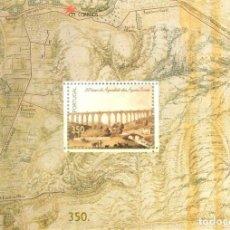 Sellos: PORTUGAL 1998 HB IVERT 138 *** 250º ANIVERSARIO DEL ACUADUCTO DE LAS AGUAS LIBRES. Lote 63642891