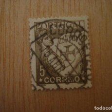 Sellos: SELLO PORTUGAL LUSIADAS 5 C. - SELLOS EUROPA. Lote 67840545