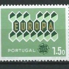 Sellos: PORTUGAL,EUROPA,1962, MNH**. Lote 69904789