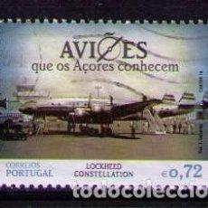 Sellos: PORTUGAL 2014 - AVIONES - PLANES - USADO. Lote 71940543