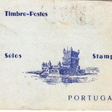 Sellos: ALBUM SELLOS PORTUGAL - SELOS - STAMPS. Lote 75452927
