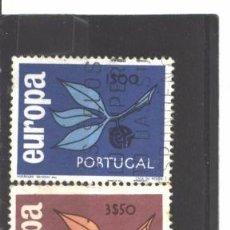 Sellos: PORTUGAL 1965 -YVERT NRO. 971-72 - USADOS -. Lote 76635335