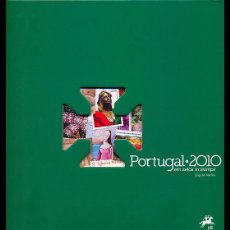 Sellos: PORTUGAL 2010 - PORTUGAL IN STAMPS 2010. Lote 81671264
