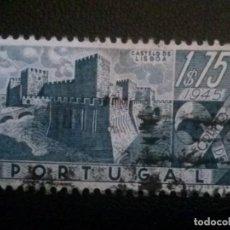 Sellos: PORTUGAL , YVERT Nº 680 , CASTILLOS , 1946. Lote 86150372