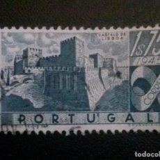 Sellos: PORTUGAL , YVERT Nº 680 , CASTILLOS , 1946. Lote 86150484
