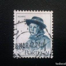 Sellos: PORTUGAL , YVERT Nº 693 , 1947 , ALGARVE. Lote 86178444