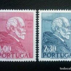 Sellos: PORTUGAL , YVERT Nº 764 - 765 * CHARNELA , DOBLEZ. Lote 86179736