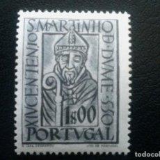 Sellos: PORTUGAL , YVERT Nº 789 * CHARNELA , 1953. Lote 86180048