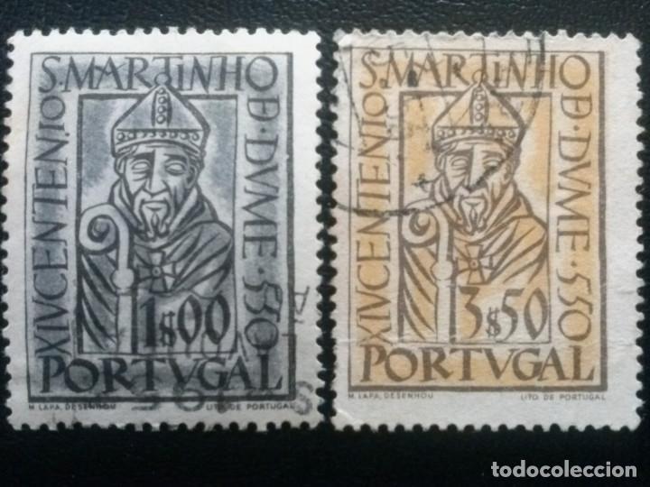 PORTUGAL , YVERT Nº 789 - 790, 1953 (Sellos - Extranjero - Europa - Portugal)