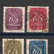 Sellos: CARABELAS.SELLOS CORRIENTES. PORTUGAL. AÑO 1949. Lote 254814675