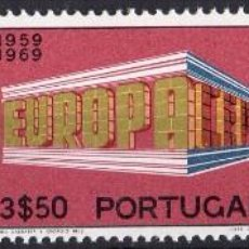 Sellos: PORTUGAL AÑO 1969 YV 1051/53*** EUROPA . Lote 97877327