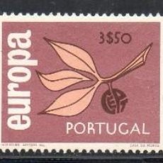 Sellos: PORTUGAL AÑO 1965 YV 971/73*** EUROPA - ÁRBOLES - NATURALEZA. Lote 98808887