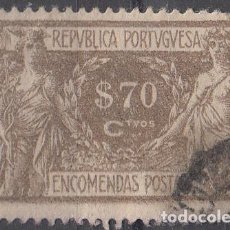 Sellos: PORTUGAL. YVERT PAQUETES POSTALES 9 USADO.. Lote 101007071