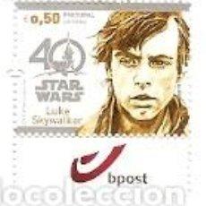 Stamps - Portugal ** & 40 Cumpleaños, Starwars, Wars, Luke Skywalker 2017 (8694) - 101693079