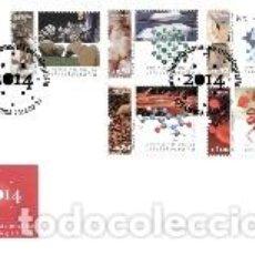 Sellos: PORTUGAL & FDC AÑO INTERNACIONAL DE LA CRISTALOGRAFÍA 2014 (543). Lote 104274079