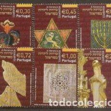 Sellos: PORTUGAL,SERIE COMPLETA,NUEVA**,AÑO 2004.. Lote 175822115