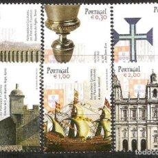 Sellos: PORTUGAL,SERIE COMPLETA,NUEVA**,AÑO 2005.. Lote 110742763