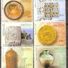 Sellos: PORTUGAL,SERIE COMPLETA,NUEVA**,AFINSA 2597/602.. Lote 110750663